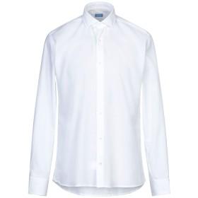 《セール開催中》AT.P.CO メンズ シャツ ホワイト 38 コットン 100%