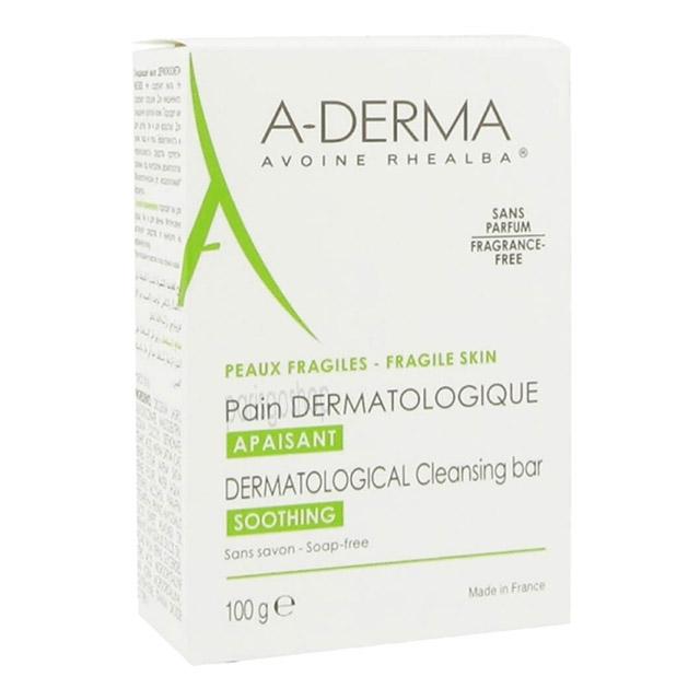 A-DERMA 艾芙美 燕麥非皂性潔膚皂