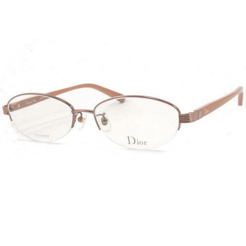 Dior 光學眼鏡鏡框 引領時尚潮流 氣質粉橘金 CD7723j R6Q @時代