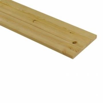 【特力屋】綠緻松木層板120*20