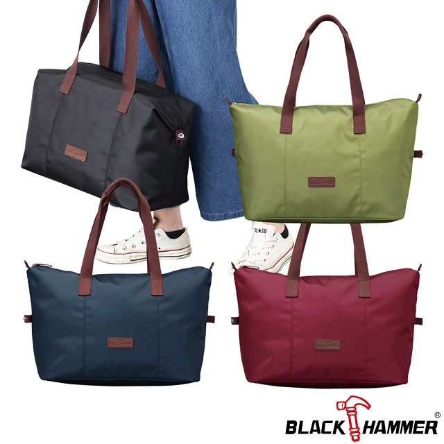 BLACK HAMMER 旅行袋-綠