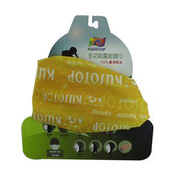 KUSOTOP多功能百變魔術頭巾-HW809