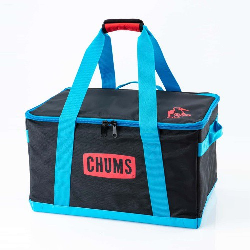 CHUMS Foldable Box 收納盒 M 黑 CH621353K001【GO WILD】