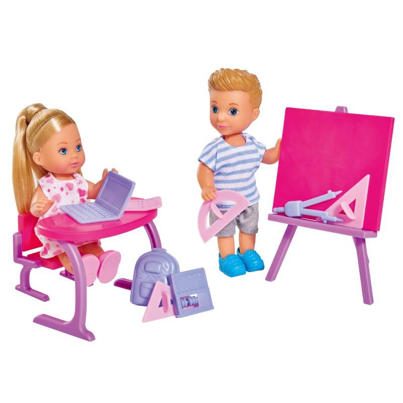 Steffi & Evi Love EVI快樂教室組 玩具反斗城