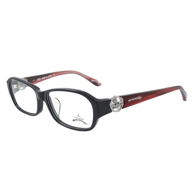 【Vivienne Westwood】英國Anglomania●立體不規則圓環土星光學眼鏡(酒紅) AN245-04