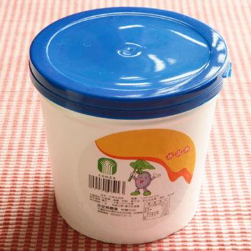 吉安鄉農會 栗子南瓜冰淇淋(1公升x4盒)