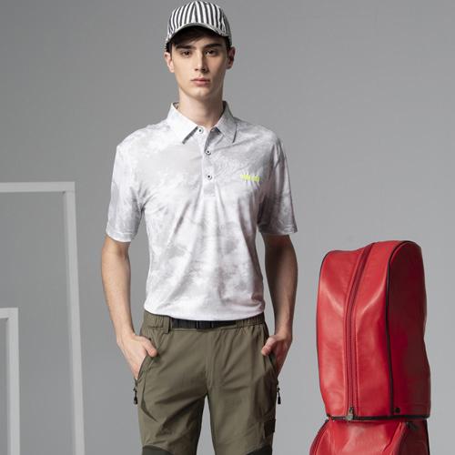 SAIN SOU 聖手牌 短袖POLO衫 T26905