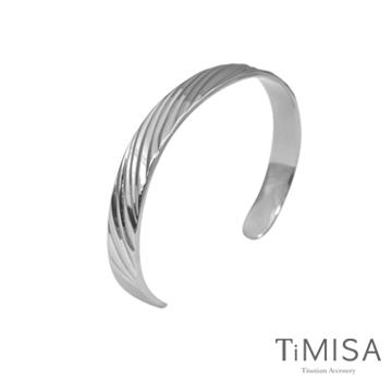 TiMISA 真藏精典 純鈦手環