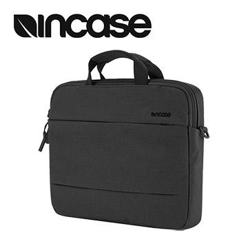 Incase City Collection 城市系列 13吋 City Brief 城市簡約手提筆電包 (黑)