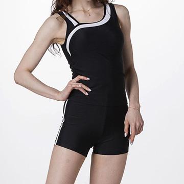 【Bich Loan】時尚大女兩件式泳裝附泳帽13006602