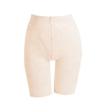 【華歌爾】雙層襠布機能束褲(90-98號/淺嫩膚)