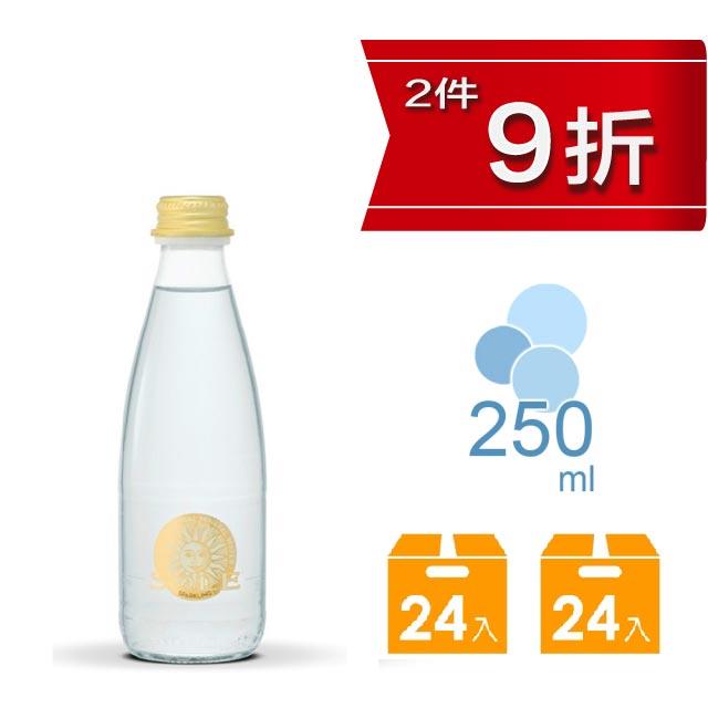 Sole DECO 索蕾尊榮款氣泡礦泉水 250ml/48入