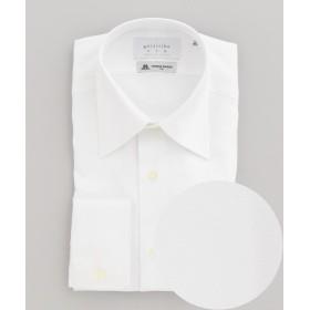 五大陸 ドレスシャツ / ツイル白無地 メンズ ホワイト系 16H 【gotairiku】