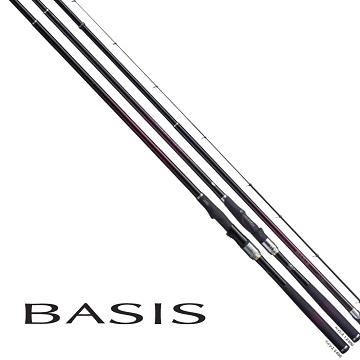 【SHIMANO】BASIS 1.7號500 磯釣竿