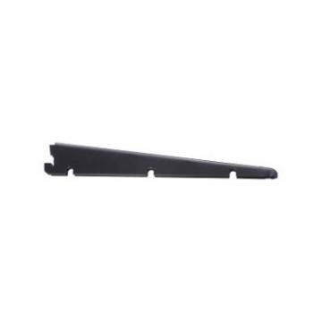 【特力屋】雅築擱板托 32cm- 黑色