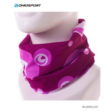 粉紅愛心魔術百變頭巾-890012107