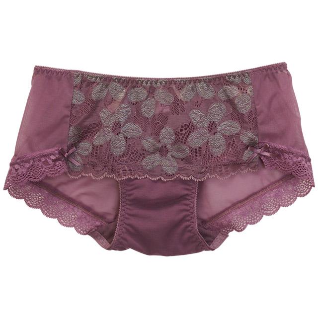 【維緹妮亞】星漾平口配褲 (紫-XL)