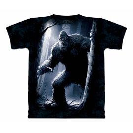 『摩達客』(預購) 美國進口【The Mountain】自然純棉系列 大怪物 T恤