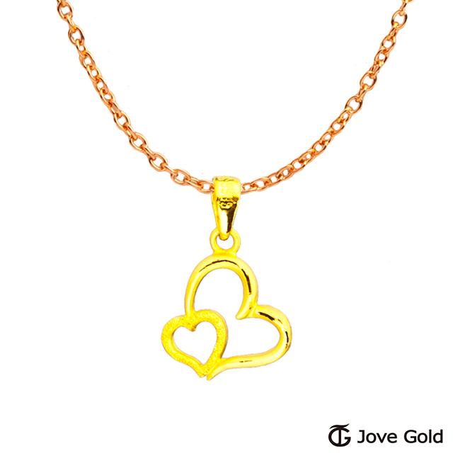 Jove gold 漾金飾 關於我們黃金墜子