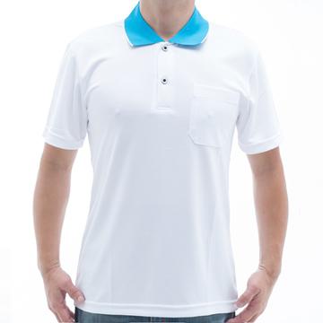 SAIN SOU 聖手牌 台灣製吸濕排汗速乾短袖POLO衫 T26536-14