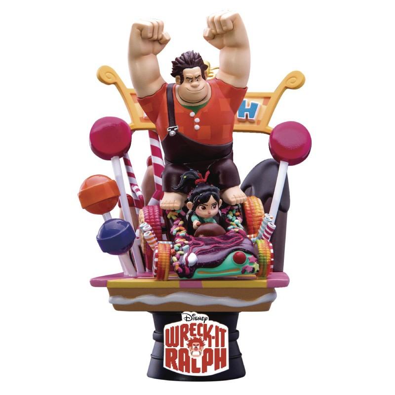 Disney迪士尼 夢-精選-008 無敵破壞王 玩具反斗城