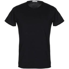 《セール開催中》BECOME メンズ T シャツ ブラック XS コットン 100%