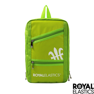 Royal Elastics  Challenge挑戰系列 單肩 後背包  綠色