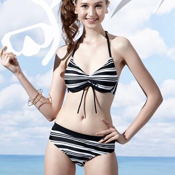 沙兒斯 三件式比基尼女泳裝 B93606