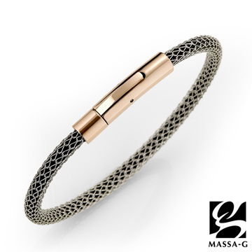 MASSA-G Titan XG2 pure 超合金鍺鈦手環