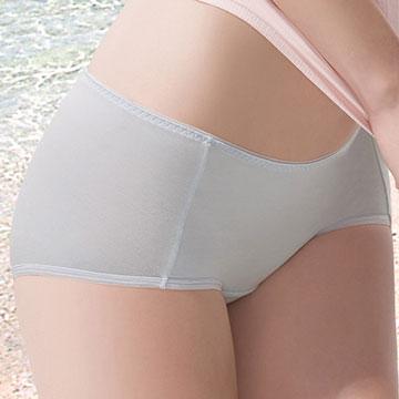 【華歌爾】冰涼褲M-LL中低腰褲平口款式(5件組)
