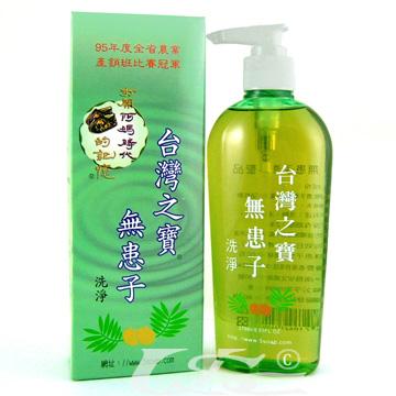 【古寶無患子】全方位多效洗淨無患子皂乳270ml(2入裝)