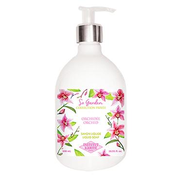 Institut Karite Paris 巴黎乳油木蘭花花園香氛液體皂500ml