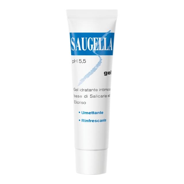 Saugella 賽吉兒 高效修護保濕凝膠【日用型】30ml