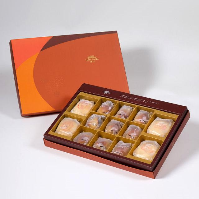 【漢坊月餅/糕餅】御藏 綜合15入禮盒,共2盒