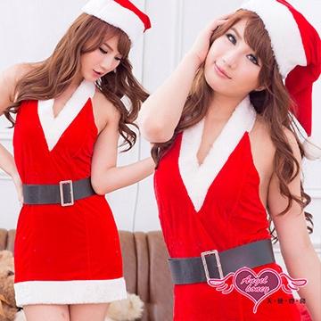 【天使霓裳】聖誕饗宴 狂熱聖誕舞會 耶誕服 角色服(紅)
