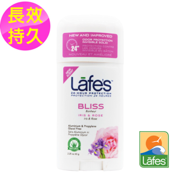 Lafe's純自然體香膏-粉緻乾爽64g