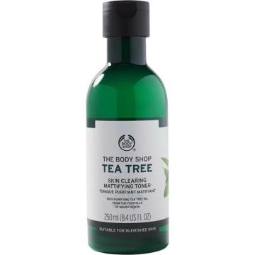 The Body Shop美體小舖 Tea Tree 茶樹淨膚調理水 250ml