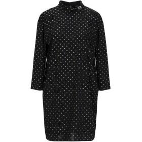 《セール開催中》MARC JACOBS レディース ミニワンピース&ドレス ブラック 0 ポリエステル 100%