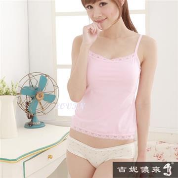 【吉妮儂來】 舒適低腰粉彩生理褲8件組/隨機取色