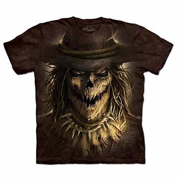 『摩達客』(預購) 美國進口【The Mountain】自然純棉系列 稻草人 T恤
