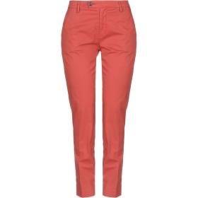 《セール開催中》TRUE NYC レディース パンツ 赤茶色 24 コットン 96% / ポリウレタン 4%