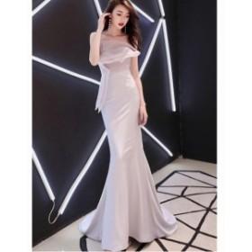 トーレンドレス マーメイドドレス パーティードレス ロングドレス ウエディングドレス 30代 40代 成人式 二次会 演奏会 お呼ばれドレス
