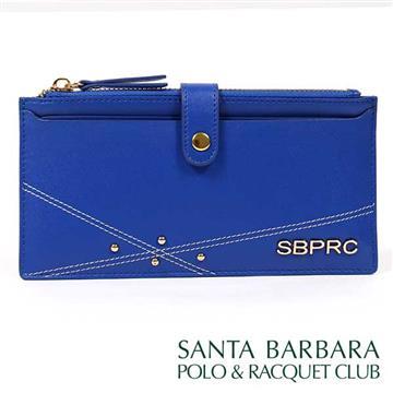 SANTA BARBARA POLO & RACQUET CLUB - 南十字星多功能手拿包(寶藍色)