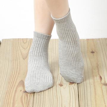 兒童襪 - 灰色