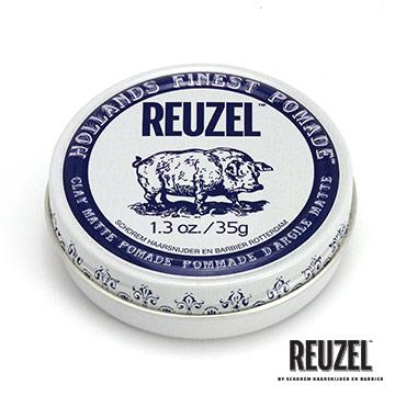 REUZEL 白豬強力黏土級水性髮泥 35g