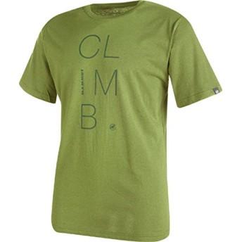 Mammut Massone T-Shirt seaweed melange L