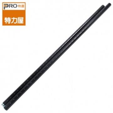 【特力屋】PRO 特選烤漆鐵管 180公分 黑