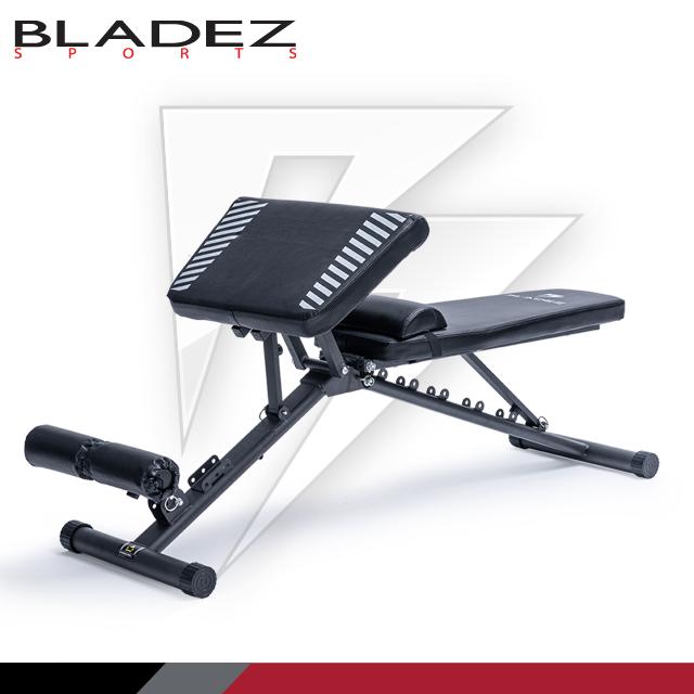 BLADEZ BW13-3.0 可變式二頭彎舉臥推訓練椅