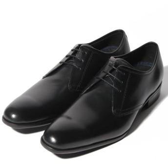 【33%OFF】 クラウン製靴 プレーントゥシューズ メンズ ブラック 26.5 【CROWN SHOE CO.、LTD.】 【セール開催中】