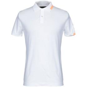 《セール開催中》SUNSTRIPES メンズ ポロシャツ ホワイト S コットン 100%